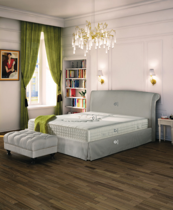 boxspringbett komfort dulle komfortbetten. Black Bedroom Furniture Sets. Home Design Ideas