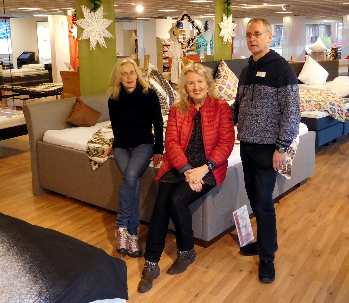 Berater Petra Hilda und Uwe Dulle